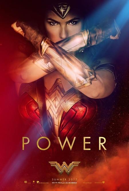 Wonder Woman Posters Nuevos 2