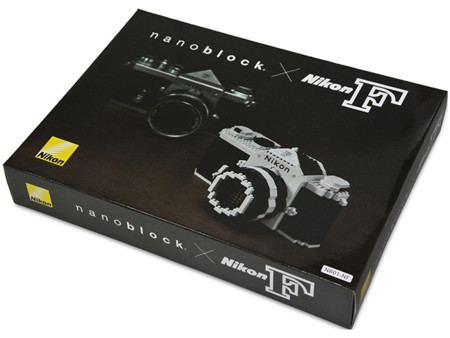 Nikon F Kit Nanoblock