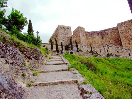 Castillo Senda Júcar Cuenca