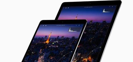 Apple presenta sus nuevos iPad Pro, tamaños de 10,5 y 12,9 pulgadas, 120 Hz y la misma cámara del iPhone