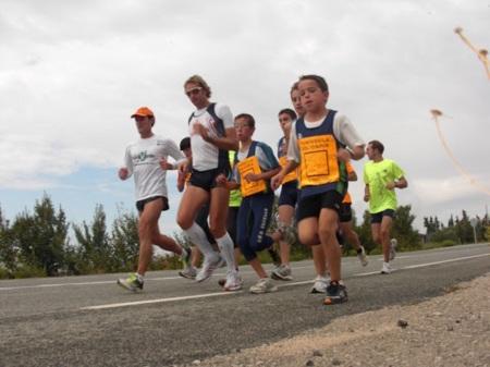 Ricardo Abad acaba su gesta: 500 maratones en 500 días.