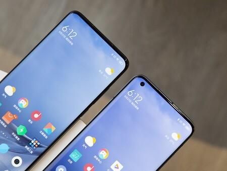 Xiaomi Tecnologia Camara Frontal Invisible Bajo Pantalla