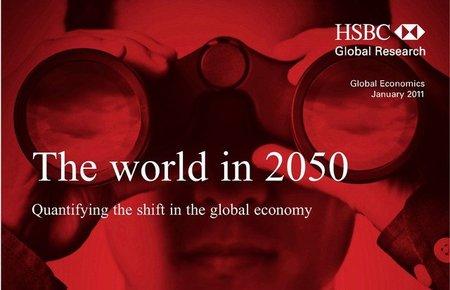 Países emergentes tomarán el control del planeta a mediados de siglo