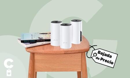 Amazon vuelve a bajar el precio del kit de WiFi en malla TP-Link Deco P9 con 3 nodos: te lo deja en 172 euros con envío gratis