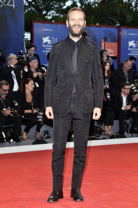 Alessandro Borghi Red Carpet Venice Film Festival 5