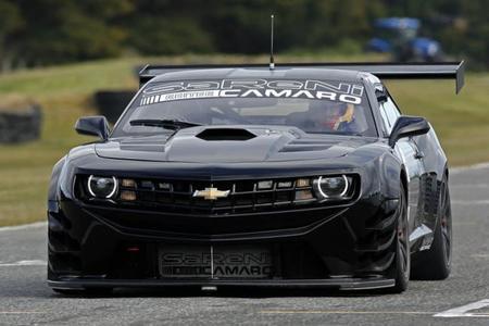 El Camaro GT3 de Inky Tulloch estará en la Highlands 101