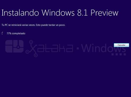 Instalando Windows 8.1 Preview