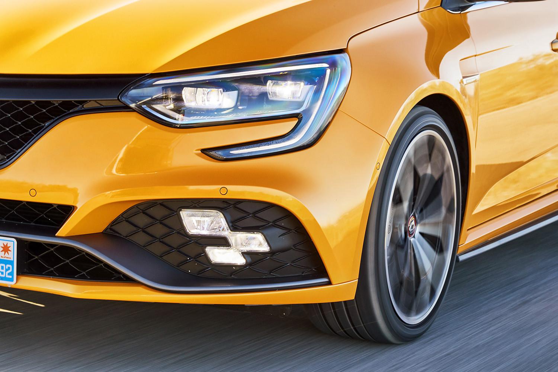 Foto de Renault Mégane R.S. 2018, toma de contacto (88/129)