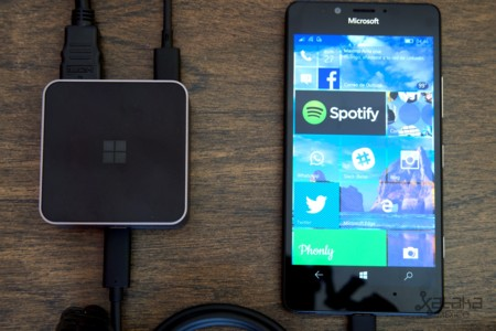 Lumia 950 Analisis Dock