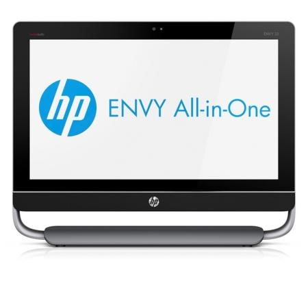 HP Envy 23 de frente