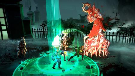 El dungeon crawler Blightbound dispondrá de una beta abierta este fin de semana en Steam