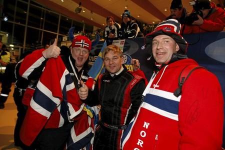 Henning Solberg volverá al WRC en el Rally de Suecia