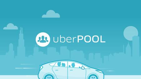 UberPOOL utilizaría Facebook para encontrar compañeros de viaje afines a nosotros