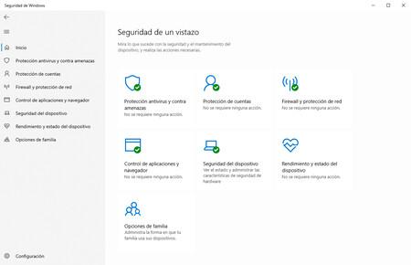 Seguridad De Windows Microsoft Defender