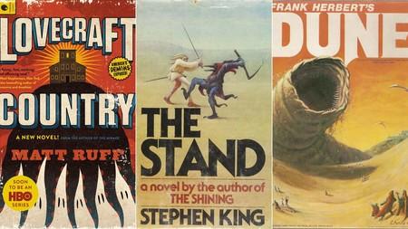 Guía de relecturas: 11 adaptaciones de libros de ciencia-ficción, terror y fantasía que llegarán al cine y la televisión en 2020