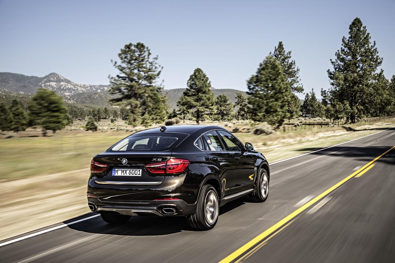 Foto de BMW X6 2014 (64/96)