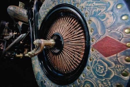 Harley Davidson Tatuaje 3