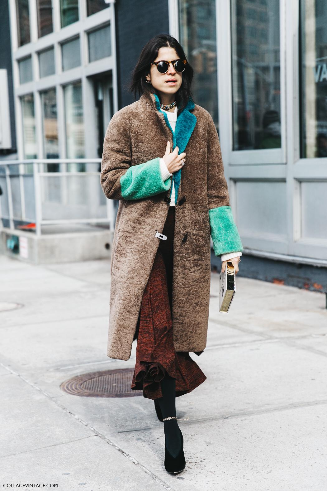 Foto de Streetstyle NYFW (9/16)