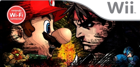 Imagen de la semana: 'Nintendo vs. Capcom' para Wii