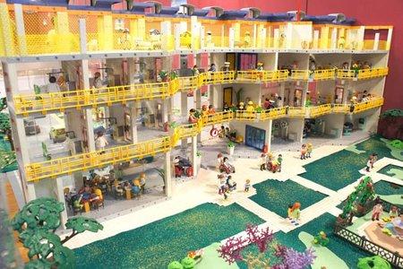 Fotos De Click Nia La Feria De Playmobil De Montblanc