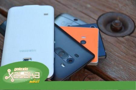 Móviles «fotográficos», baterías externas, NFC y mucho más. Galaxia Xataka Móvil