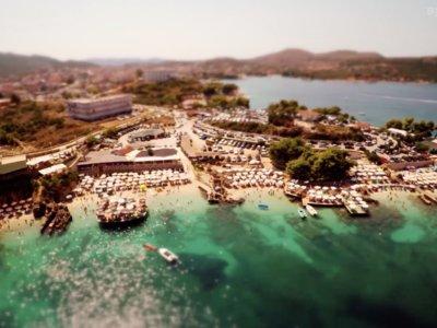 Albania como nunca la habíamos visto: una maravillosa maqueta en timelapse 4K