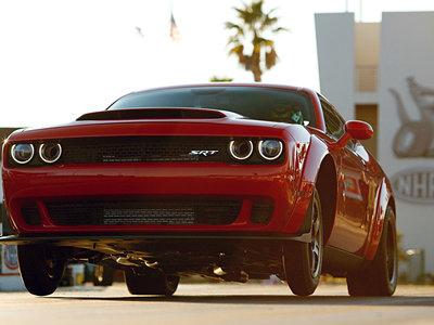 ¡Sorpresa! Estos cinco supercoches son más lentos en el 0-100 km/h que el Dodge Challenger SRT Demon