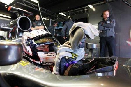 Christian Klien: El HRT no esta al nivel de la Fórmula 1