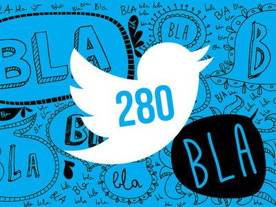 [Actualizado] Cómo probar los 280 caracteres de Twitter ahora mismo
