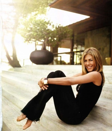 Casas de famosos: Jennifer Aniston