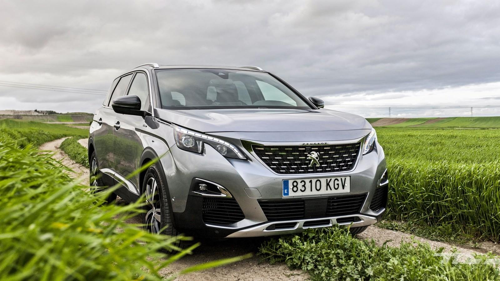 Foto de Peugeot 5008 2018, prueba (58/58)