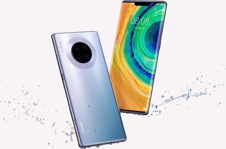 Es oficial: el Huawei Mate 30 Pro llegará a México en enero