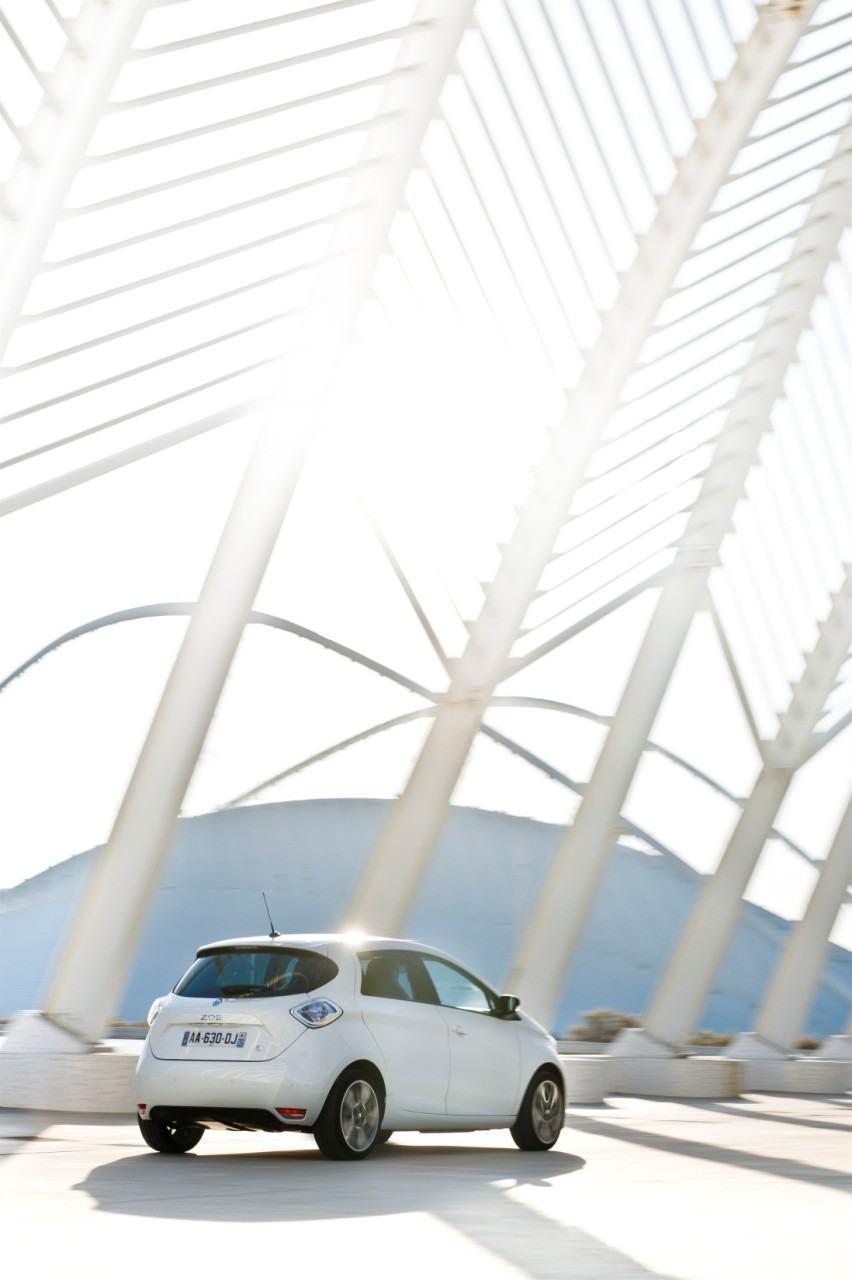 Foto de Renault ZOE (87/151)