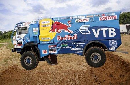 Vladimir Chagin, atrapado en Moscú por la nieve, podría perderse el Dakar 2011