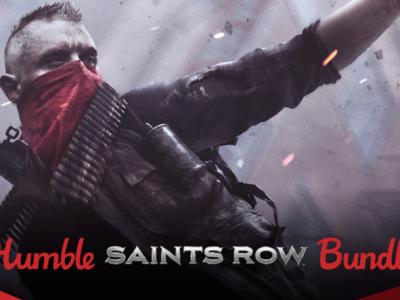 El nuevo Humble Bundle está dedicado a Saints Row, Homefront y otros tantos juegos