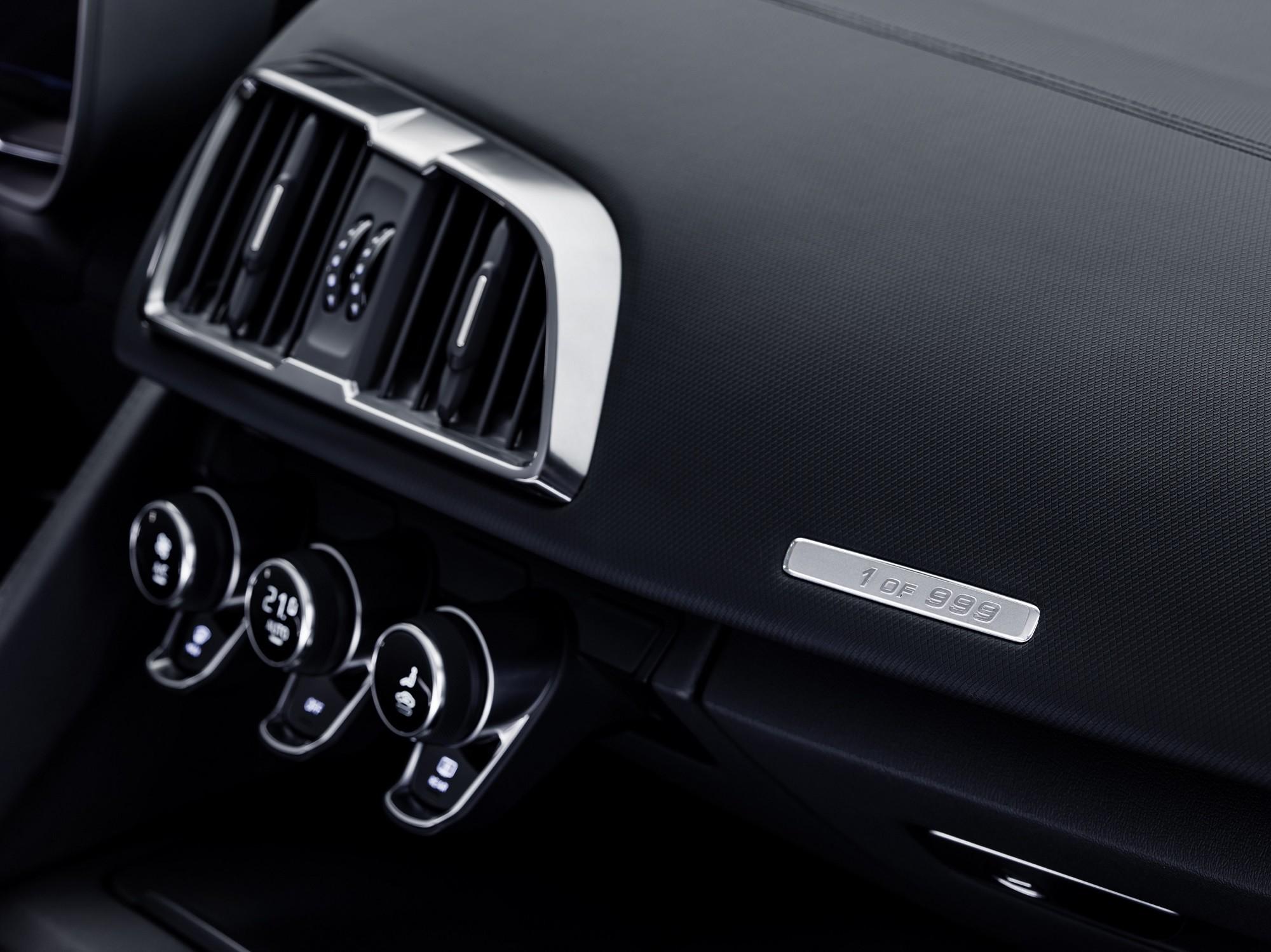 Foto de Audi R8 RWS (1/16)