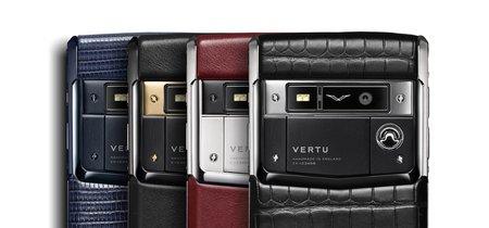 Tras la quiebra, Vertu busca rescatar algo de dinero al rematar sus dispositivos de lujo en subastas en internet