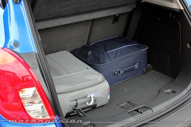 Opel Mokka, maletero