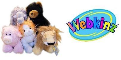 Webkinz, peluches con vida online