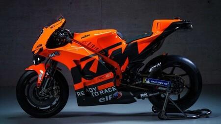 Tech 3 Ktm Factory Racing 2021 Motogp