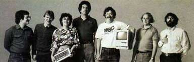 Historias maqueras en los primeros años de Apple