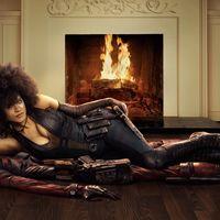 Así es Zazie Beetz como Domino, una de las grandes novedades de 'Deadpool 2'