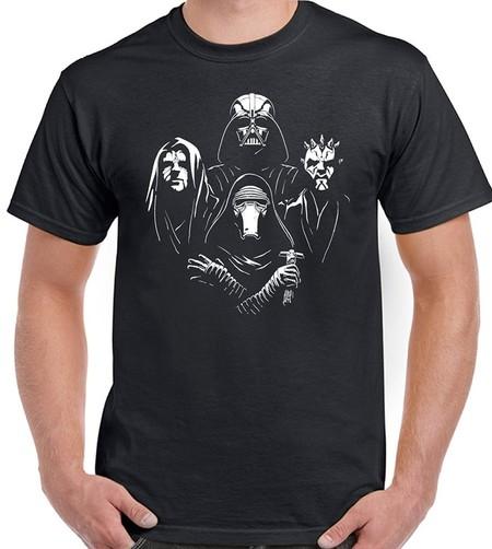 Fashion Men Casual Font B Shirt B Font Star Wars Font B Rhapsody B Font Mens