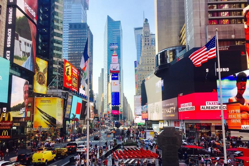 Instagram nos desvela los lugares más fotografiados del 2017