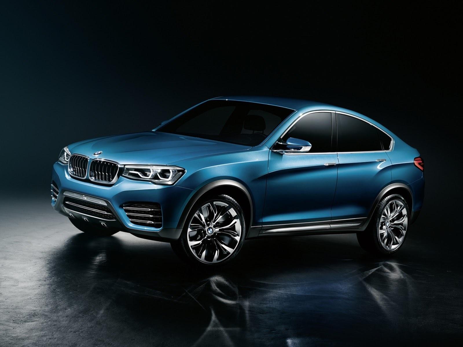 Foto de BMW X4 Concept (2/6)
