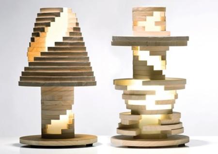 La lámpara Babele es un juego