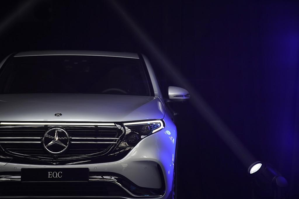 El Mercedes-Benz EQC por dentro: así es el primer eléctrico de la marca, un SUV preparado para plantar cara a Tesla y BMW