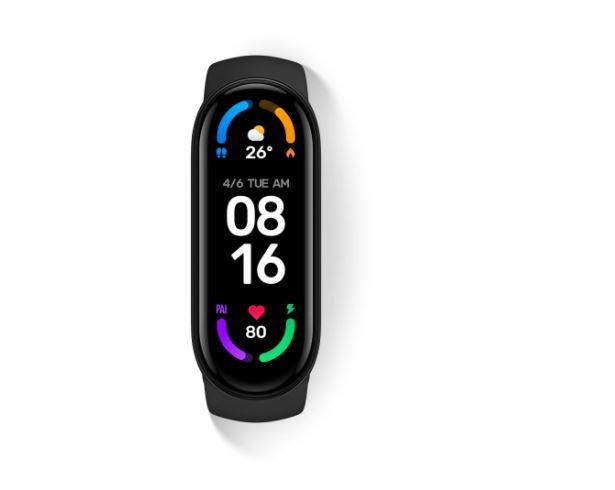 Xiaomi Mi Band 6 Black Pulsera de actividad