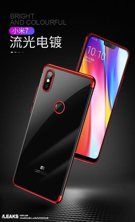 Xiaomi Mi 8 Diseno Filtracion