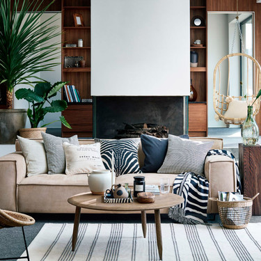 Lo último de H&M Home nos trae un Minimalismo Cálido y sereno